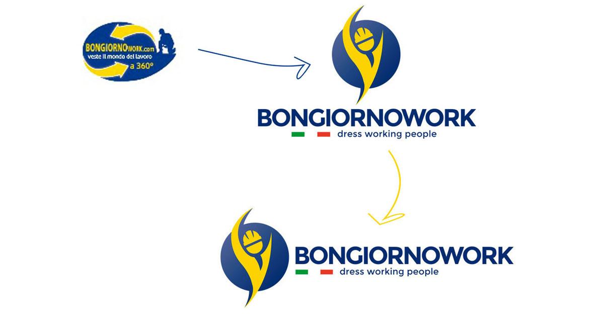 Bongiorno antinfortunistica restyling logo