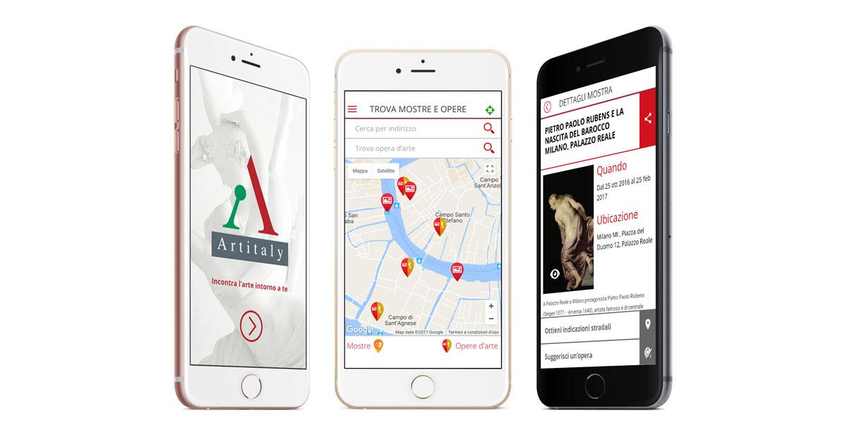 artitaly grafica app