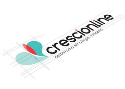 Nuovo logo Crescionline