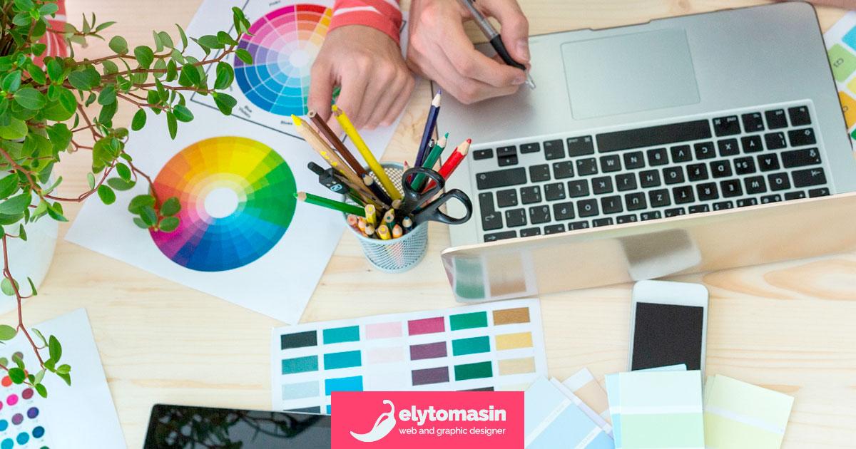 Studio grafico e analisi per immagine coordinata - elytomasin