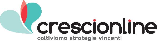 Crescionline presentazione logo