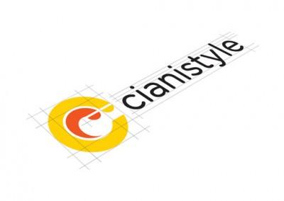 Restyling logo per cambio denominazione Ciani Style